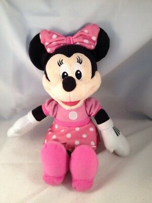 """Fisher Price  Talking & Singing Minnie Mouse 13"""""""