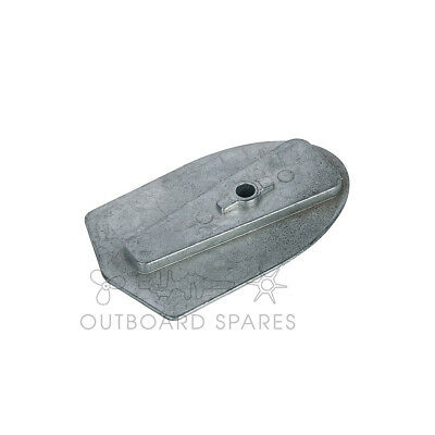 Yamaha Anode for 6, 8hp Outboard (Part # 6G1-45251-03, 6N0-WG525-00)