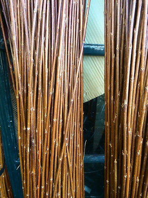 Weaving-Willow 7' Bundles Basketry  Willow Weaving Colour Weaving Materials