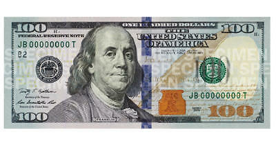 $100 Bill (One Hundred Dollar) Lightly Circulated Authentic Quick Shipping Money