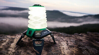 Princeton Tec Helix 250 Lumen Rechargeable Base Camp LED Lantern