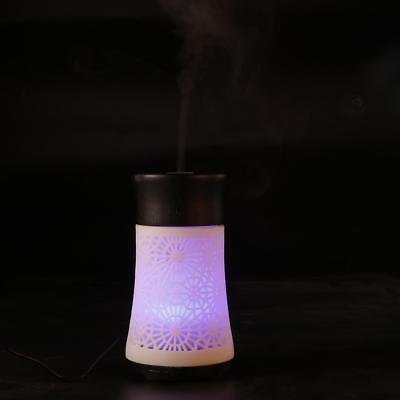 USD Ultrasonic Aroma Humidifier Air Aromatherapy Essential Oil Mist Diffuser