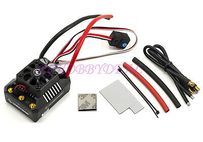 Hobbywing EZRun MAX6 160A V3 1/6 Scale Waterproof Brushless ESC 3-8S 3M
