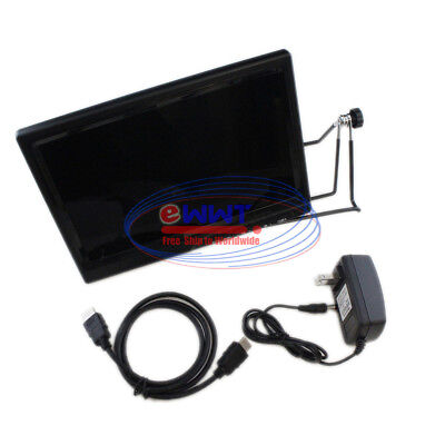 "FREE SHIP for PS3 PS4 Xbox 360 10.1"" 1080P HDMI Portable Display Monitor ZVOT633"