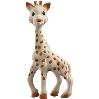 Sophie La Girafe: The Original Teether Baby Toy 100% Natural Rubber Gift