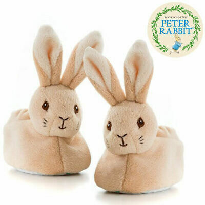 Peter Rabbit Booties Newborn Gift Set for baby with Box