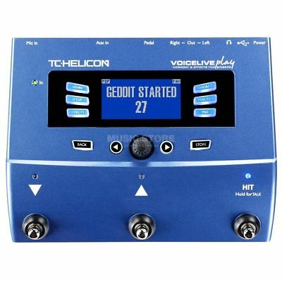 TC-Helicon TC-Helicon - Voice Live Play