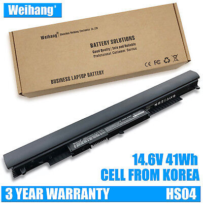Genuine Weihang Battery For HP HS04 HS03 807956-001 807957-001 807612-421 G4