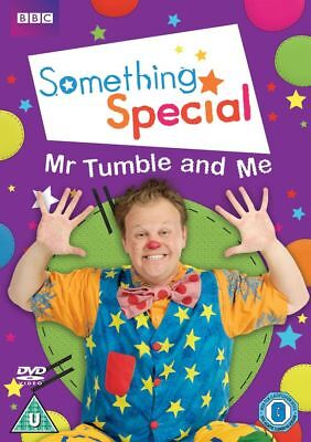 Something Special - Mr Tumble and Me [DVD] [2012] New Sealed BBC Kids