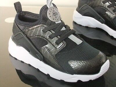 Nike Huarache Run Ultra Td Trainers Uk Size 4.5 - 6.5   859594 021