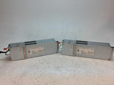 Lot of 2 Dell PowerVault 600W L600E-S0 100-240V Power Supply PSU - PULLED -