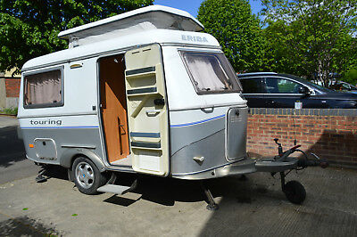 caravan eriba 310 GT 2003 Familia + Soplait Awning plus many Extras Garaged