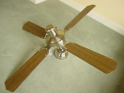 Oriental Style Ceiling Fan 16 Long Blades 15 00