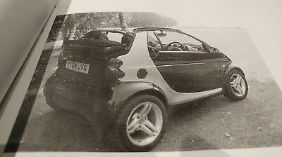 smart car convertible cabriolet four two Genuine 9000 miles only