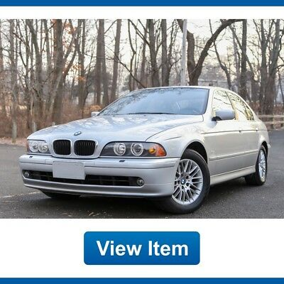 BMW 5-Series Low 46K miles Loaded Heated Seats Garaged 2001 BMW 530i Rare Super Low 46K miles Loaded Heated Seats Garaged!