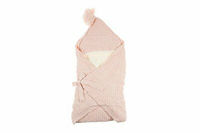 Nipper País 6214Baby Infant Swaddle Wrap Knitted Warm Wool swadd Ling Blanke