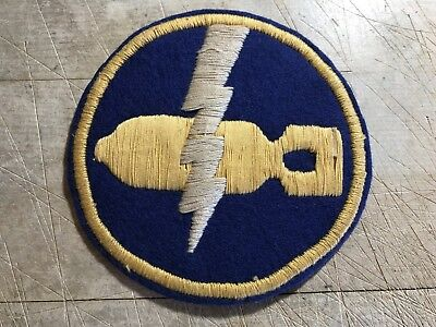 WWII/WW2 US AIR FORCE PATCH-370th Bomb Squadron-ORGINAL USAAF USAF BEAUTY! RARE