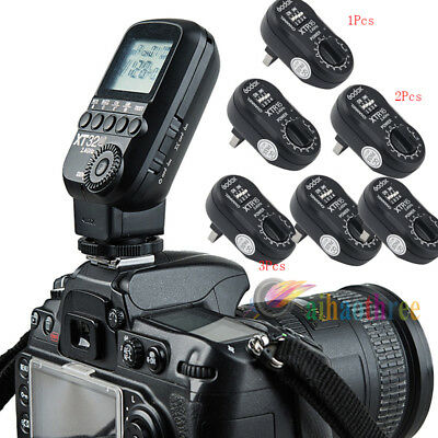 Godox XT32C 2.4G HSS Flash Trigger Power Control + XTR16 Receiver USB For Canon