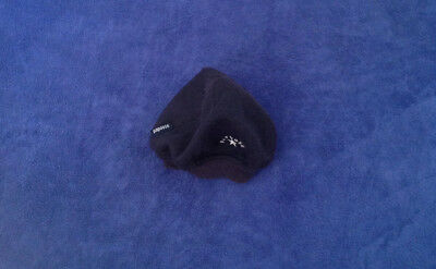 PAPOOSE Size approx 43cms up to 6months Navy Blue Beret Style Hat Beanie