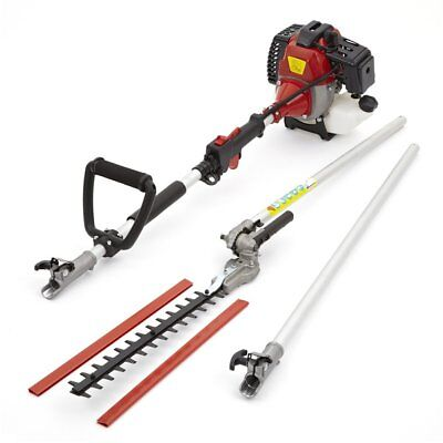 Petrol Pole Garden Hedge Trimmer Branch Cutter Air-Cooled Vertical Cylinder