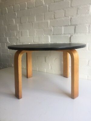 Vintage Alvar Aalto Style Side Coffee Table
