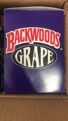 Grape Backwoods 5 pack