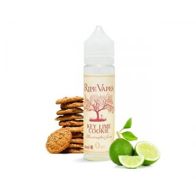 Ripe Vapes Key Lime Cookie    60Ml     Consegna 48 Ore Gls