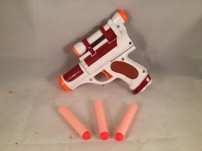 Star Wars NERF hand Gun Blaster Clone Wars With Darts