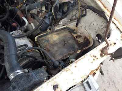 1990 Ford Courier Battery Tray #B287