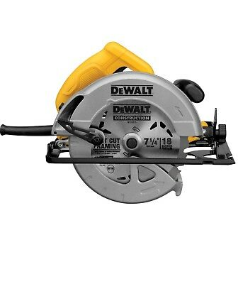 "NEW - DeWalt DWE574 7-1/4"" 15-Amp Corded Circular Saw"