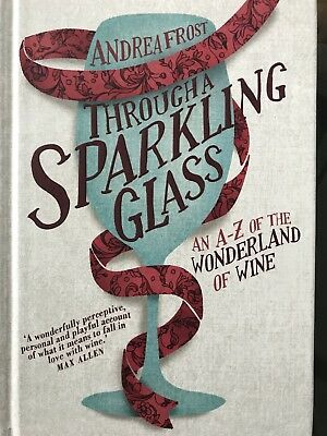 Through A Sparking Glass - Book By Andrea Frost