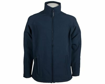 Regatta Uproar Windproof Water-resisant Softshell Jacket - Navy - Boy Girl