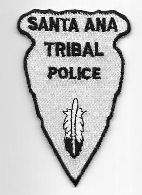 Tribal  NEW MEXICO Santa Ana Tribe Police Patch Polizei Abzeichen INDIANER-Pol.