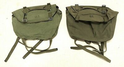 Authentic Midland or Breslee M1945 Cargo Field Pack 1945 US Army