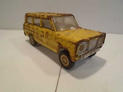 Tonka Jeep Vintage 1960s for parts, restore or customize