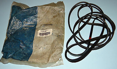 WE12X36P, WE12X36, WE12X34 New Genuine OEM GE Dryer Drive Belt Free Shipping!