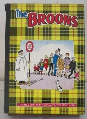 The Broons bi- annual 1968, published 1967 (paperback)