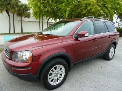XC90 3.2 4dr SUV w/ Versatility and Premium Package 2008 VOLVO XC90 3.2 - 3RD ROW! FL CAR! DVD's! AUX! WELL MAINTAINED! WARRANTY!*