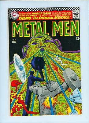 May 1967 Metal Men No. 25 Comic Book - Dc Comics