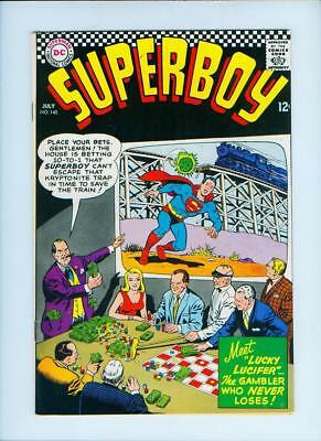 July 1967 Superboy No. 140 Comic Book - Dc Comics