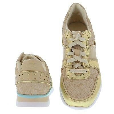 b0e206469a1 UGG DEAVEN SNEAKER Women Trainers Athletic/Fashion Shoes 1012175, Soft  Gold, 11