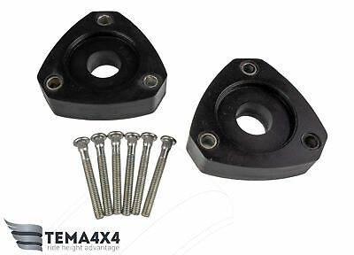 Front strut spacers 30mm for Ford ECOSPORT FIESTA FOCUS FUSION MONDEO Lift Kit