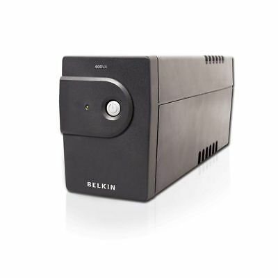 Belkin Line Interactive UPS 4 Outlets 600VA 360W Uninterruptible Power Supply