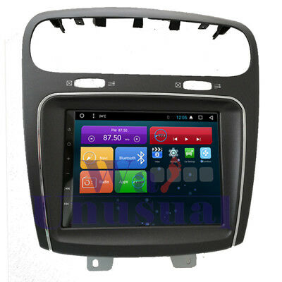 ANDROID 7 1 CAR Auto Video For Fiat Leap Freemont Dodge Journey Stereo GPS  Navi