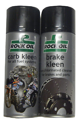Can i use carb cleaner on brakes