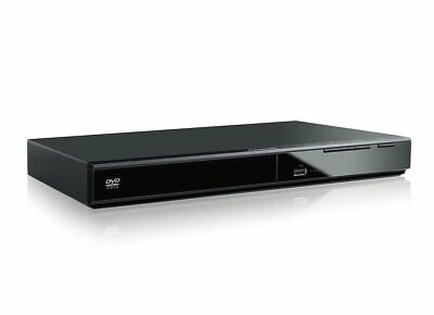 Panasonic DVD-S500EG-K DVD Player MP3 JPEG USB 2.0 Wiedergabe mit xvid