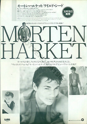 A-Ha Morten Harket - Clippings From Japanese Magazine Music Life