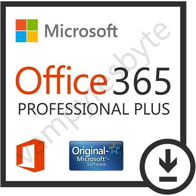 Microsoft Office 365 LIFETIME Windows Mac Android | 1 TB OneDrive | 5 User