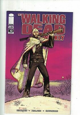 Image Comics The Walking Dead Weekly Comic No 10 March 2011 $2.99 USA