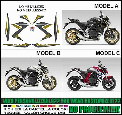 kit adesivi stickers compatibili cb 1000 r 2014 extreme